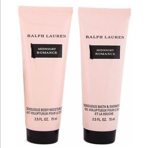 Midnight Romance RL Moisturizer and Shower Gel